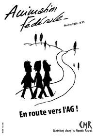 Animation Fédérale n°95 – Février 2008