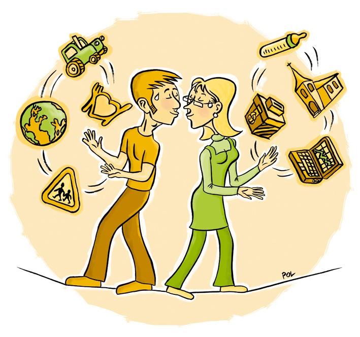 Vie de couple et engagements