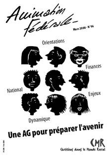 Animation Fédérale n°96 – Mars 2008