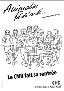 Animation Fédérale n°100 – Septembre 2008