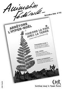 Animation Fédérale n°102 – Novembre 2008