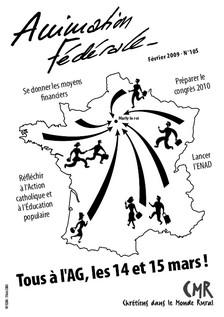 Animation Fédérale n°105 – Février 2009