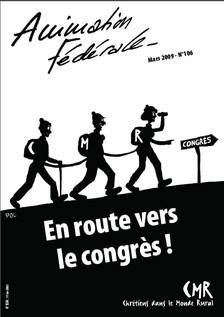 Animation Fédérale n°106 – Mars 2009