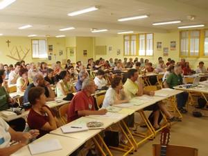 Université d'été : Résumé de la journée de mardi