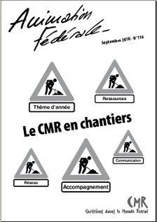 Animation Fédérale n°116 – Octobre 2010