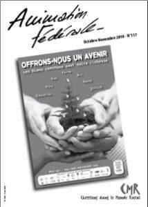 Animation fédérale n°117 – Novembre 2010