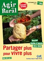 Découvrez la nouvelle formule d'Agir en Rural !