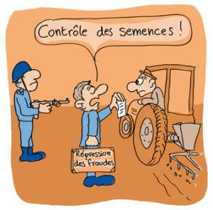 Pour notre droit à la souveraineté alimentaire – Non aux royalties sur les semences de ferme