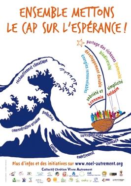 Noël autrement 2012: Ensemble, mettons le cap sur l'espérance!