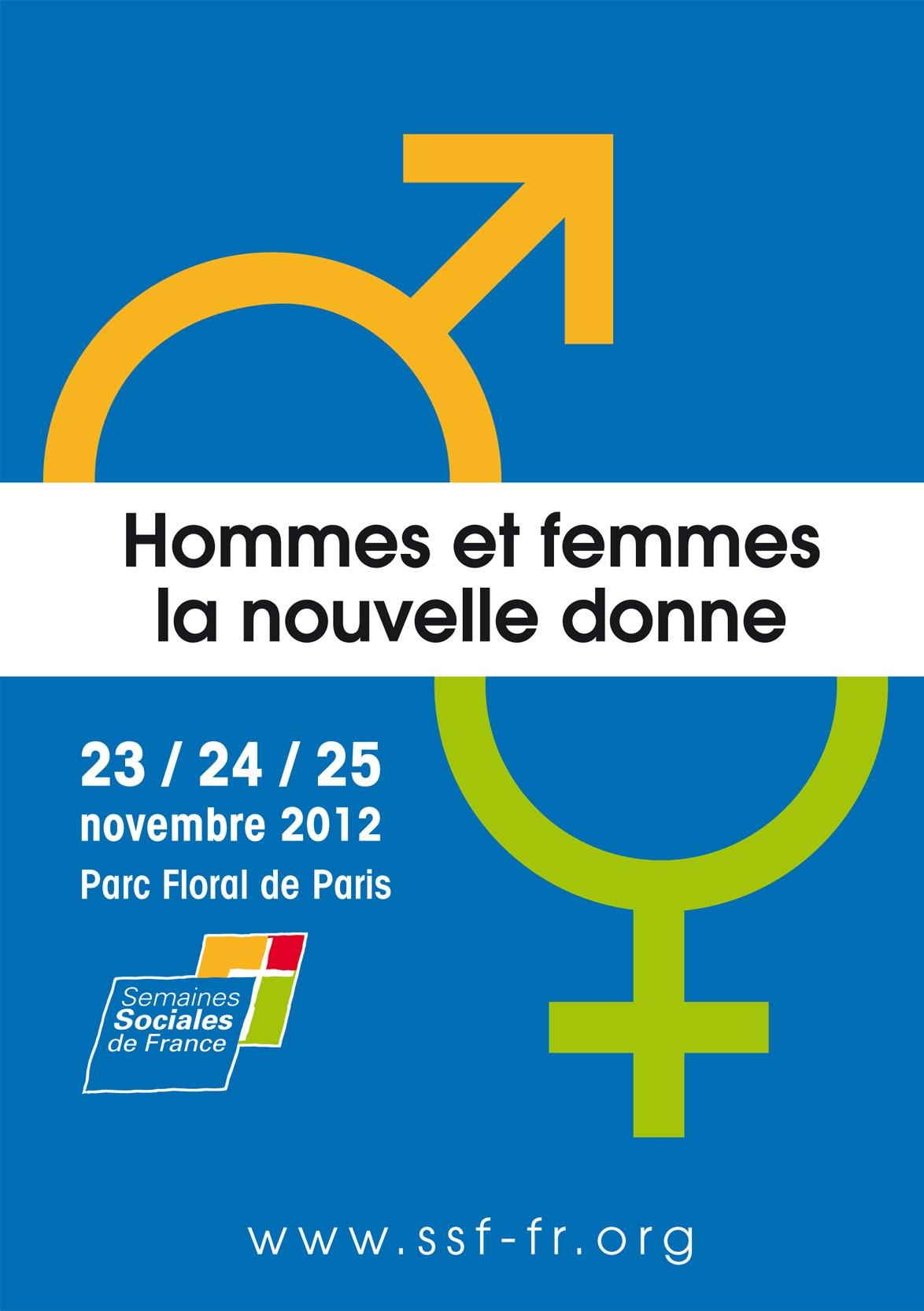 Semaines Sociales de France 2012