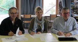 Création d'un réseau européen d'accompagnement et de conseil des entreprises familiales en milieu rural