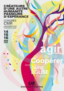 Congrès national du CMR les 14, 15 et 16 mai 2015 à Hazebouck