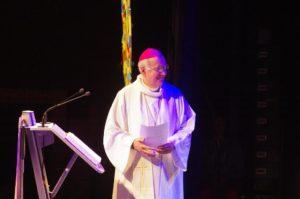 Congrès : Discours d'envoi de Monseigneur Mousset