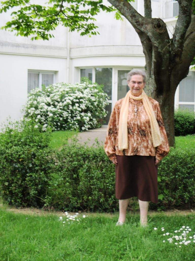 Marie-Thérèse Hillereau – Religieuse