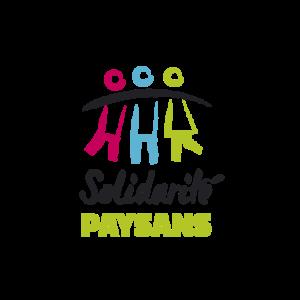 Soutien à la mobilisation de Solidarité Paysans
