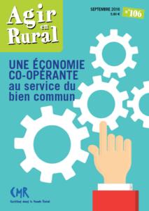 N°106 : Une économie co-opérante au service du bien commun