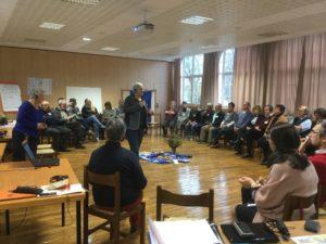 Rencontre du réseau européen ProRure à Chevilly Larue – 17-19 novembre 2017