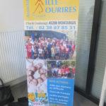 Tisser des liens avec l' association Mille Sourires