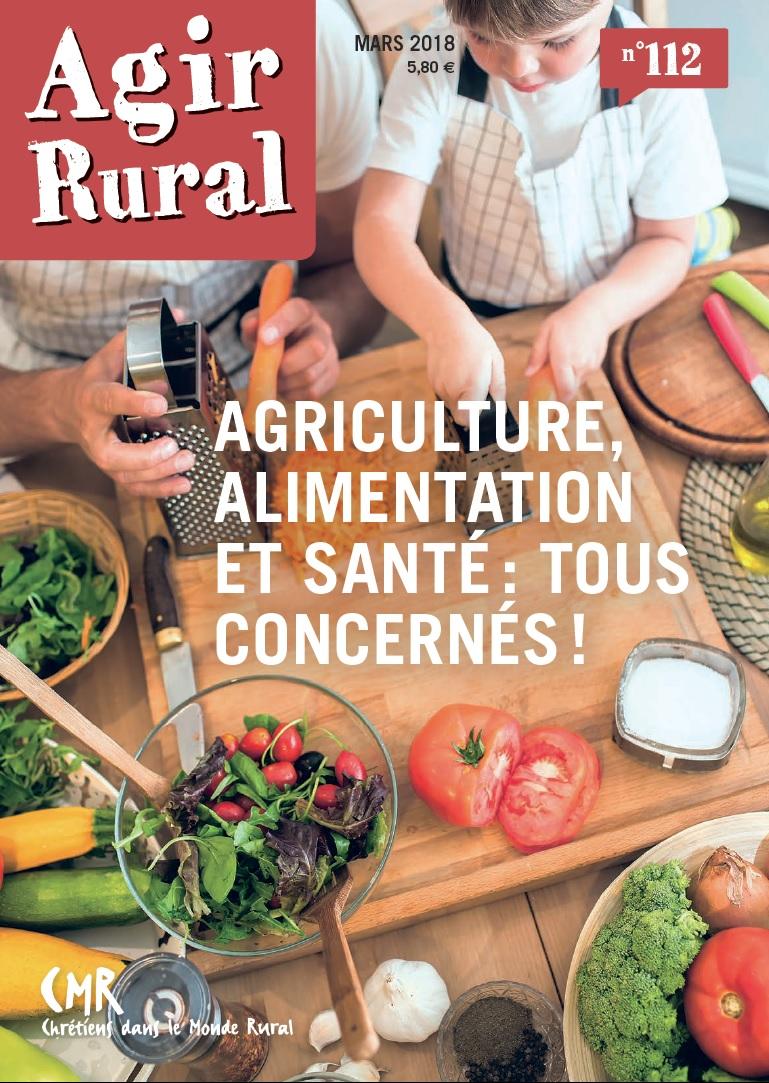 Agriculture, alimentation et santé : tous concernés!