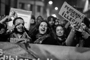Pour une politique migratoire respectueuse des droits fondamentaux et de la dignité des personnes