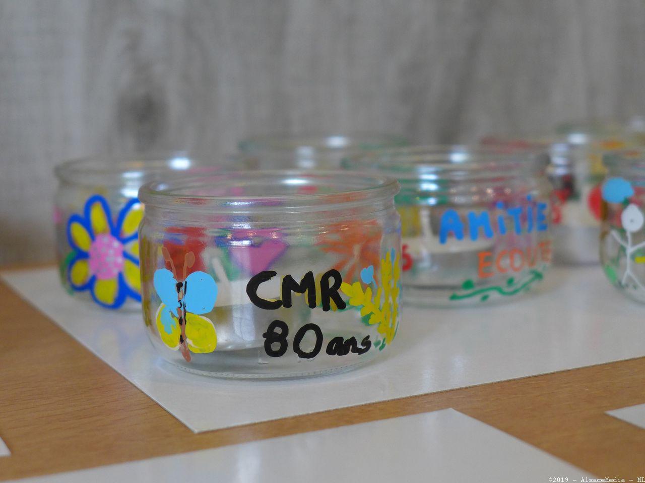 Le CMR du Bas-Rhin a fêté ses 80 ans