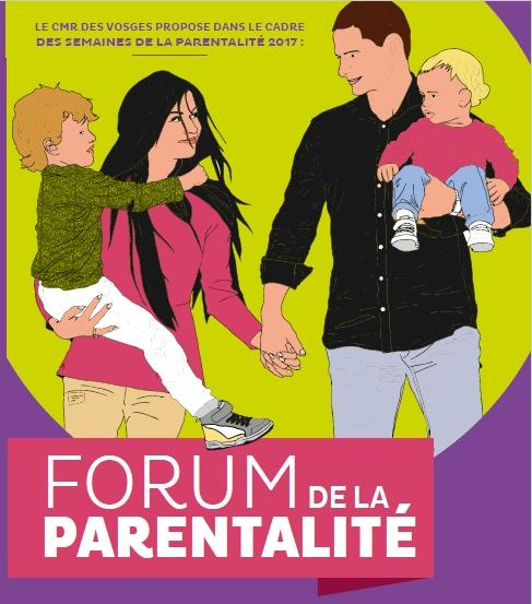 Le forum des familles change de lieu