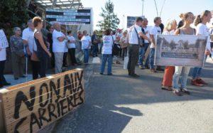 Le CMR des Yvelines se mobilise !