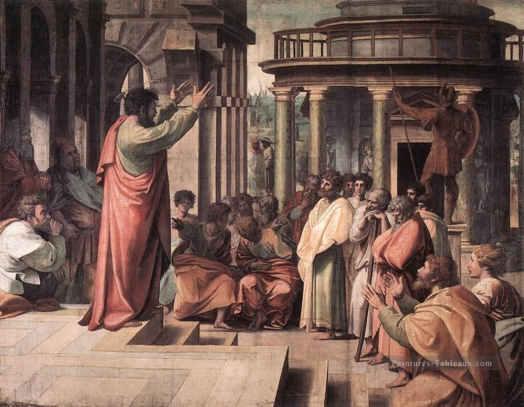 9-St-Paul-Preaching-in-Athens-Renaissance-master-Raphael