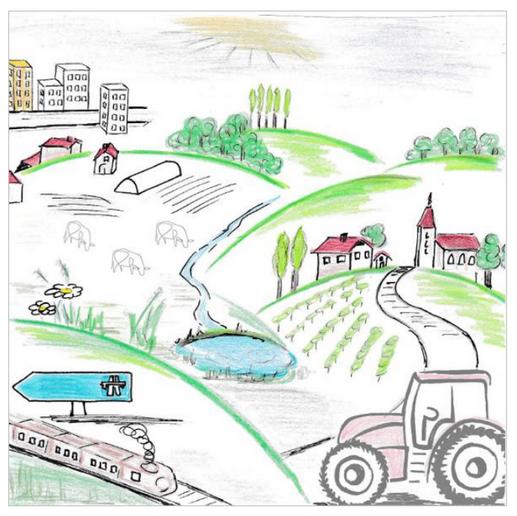 La terre et l'eau : des ressources convoitées