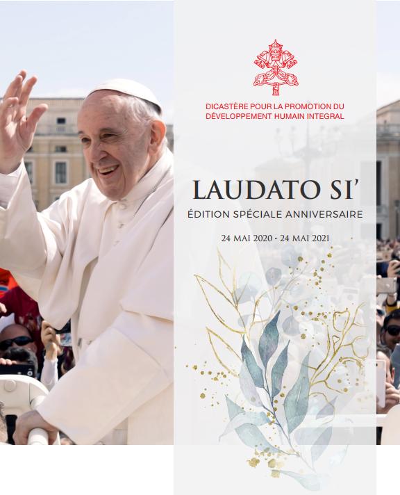 Une année pour célébrer Laudato si'