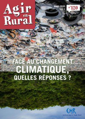 Agir en rural n°122, création Stéphanie Yverneau-Brahy.